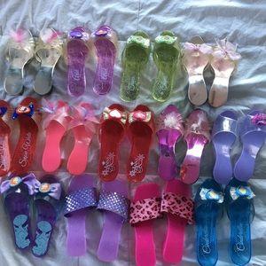 Over 13+ Princess dress up shoes